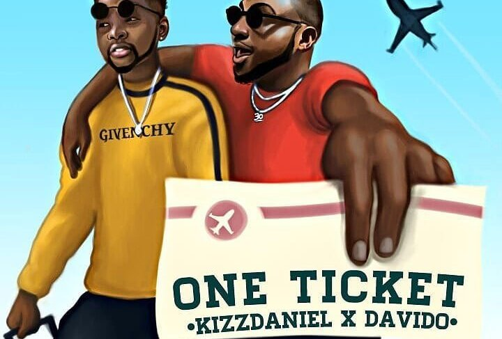 Kizz Daniel Teams Up With Davido In New Song 'One Ticket'