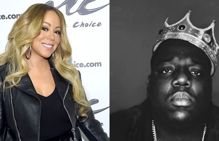 Mariah Carey Says Notorious BIG Was Originally Supposed To Be On Honey (Remix) Before Passing