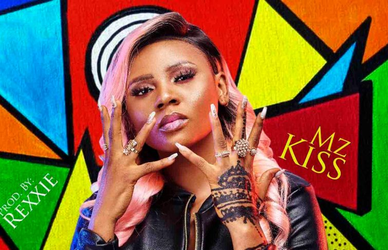 Mz Kiss releases New Song 'Gbewa'