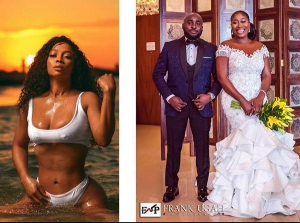 Toke Makinwa's Birthday & Gbemi and Femi Ajayi's Wedding Tops The News