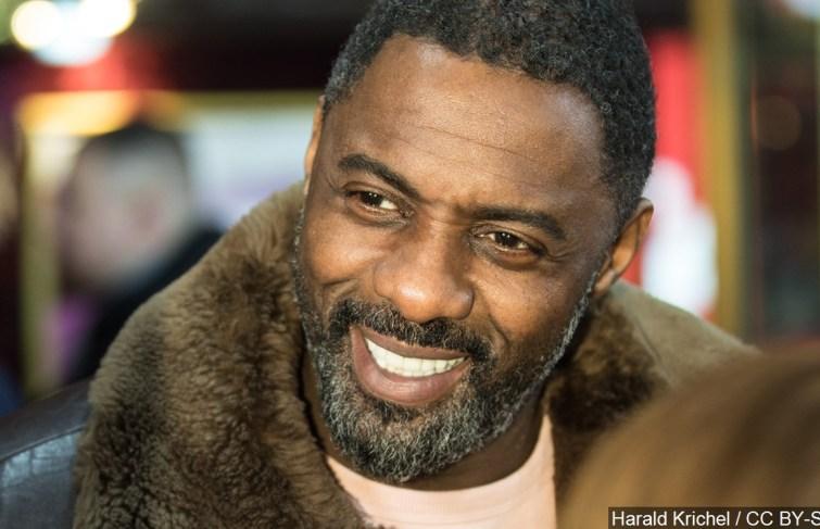 Idris Elba Named People's 'Sexiest Man Alive'