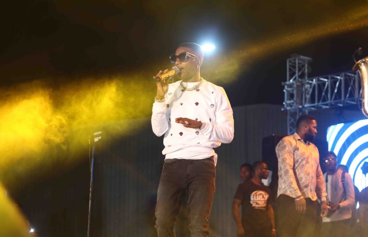 WIZKID LIVE IN CONCERT IN ABUJA LIVED UP TO THE HYPE