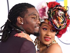 Cardi B Files For FULL Custody Of Kulture, In Offset Divorce