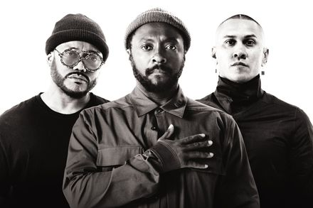 "Black Eyed Peas Featuring Release ""BACK 2 HIPHOP"""