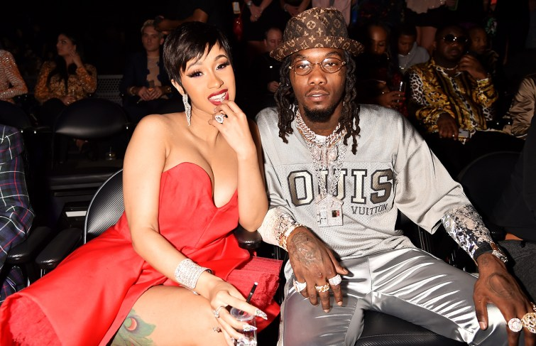 Cardi B Upset With Folks That Presume She Split From Offset for Publicity