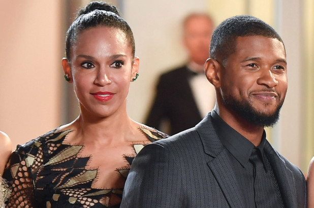Usher Files For Divorce From Grace Miguel