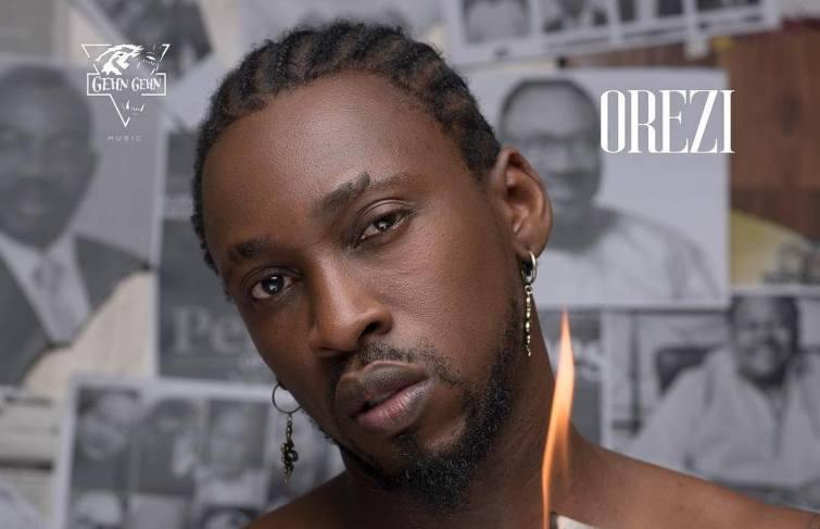 Orezi Drops New Single 'Born Broke Die Rich'