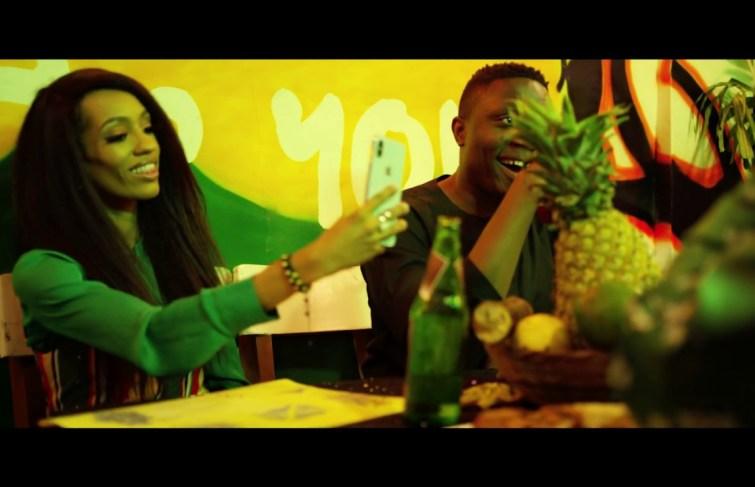 Di'Ja Drops Visuals For 'Mr Bob'