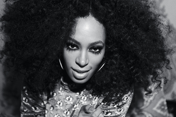 Solange Drops Snippet Of Upcoming Music In Video on Twitter
