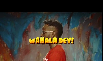 9ice Releases 'Wahala Dey' Video
