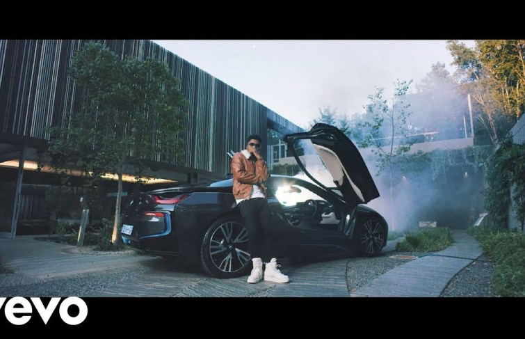 Skiibii Drops Visuals For Omaema