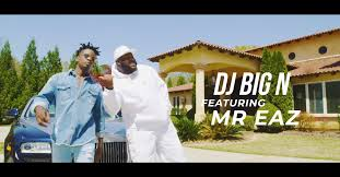 DJ Big N Drops 'Jowo' Visuals Featuring Mr Eazi