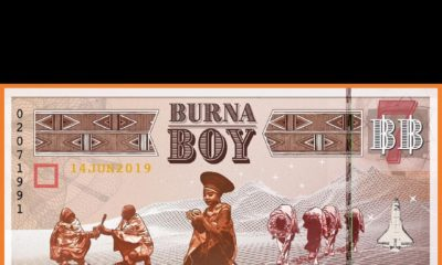 Burna Boy Drops New Music 'Anybody' That Came Handy With A Video