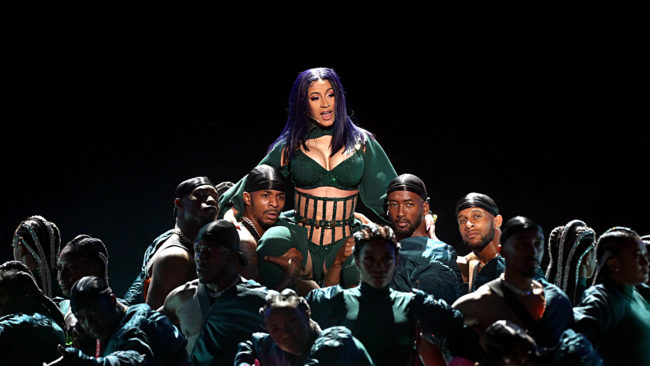 Cardi B and Offset Open 2019 BET Awards With On The High