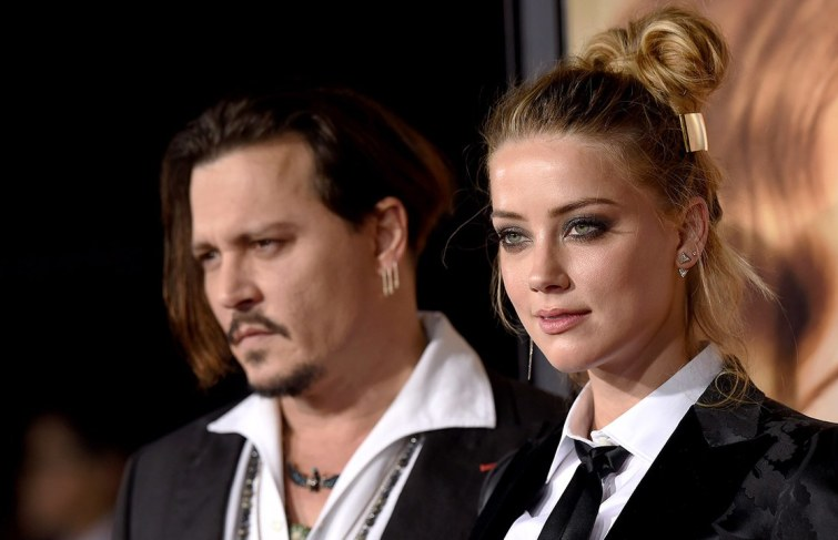 Johnny Depp and Amber Heard Heads For Trial in Defamation Case