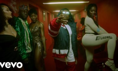 """DJ Spinall Releases Visuals For """"Dis Love"""" Featuring Wizkid & Tiwa Savage"""
