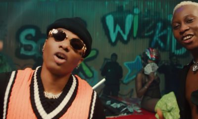 "Soft Drops Visuals For ""Money"" Remix Featuring Wizkid"