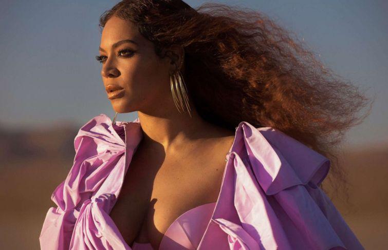 Beyoncé and Blue Ivy In 'Spirit' Music Video
