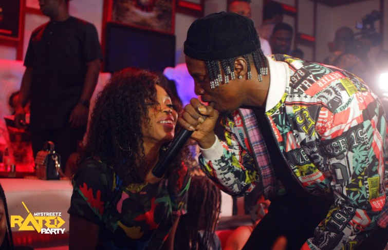 Mystreetz Rated Party Was A Feast Of Melody Delivered From Fireboy, Jaywon, Okal and Idahams Amongst Others