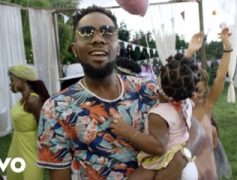 "Patoranking Drops Video For Album Titled Song ""Wilmer"" Featuring Bera"