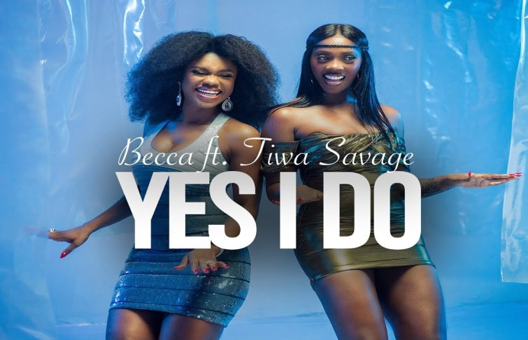 """Becca Drops Visuals For Song """"Yes I Do"""" Featuring Tiwa Savage"""
