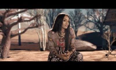 Di'ja Drops Visuals For 'Te Amo'