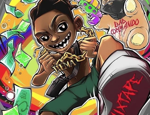 Rema Drops New EP 'Bad Commando'