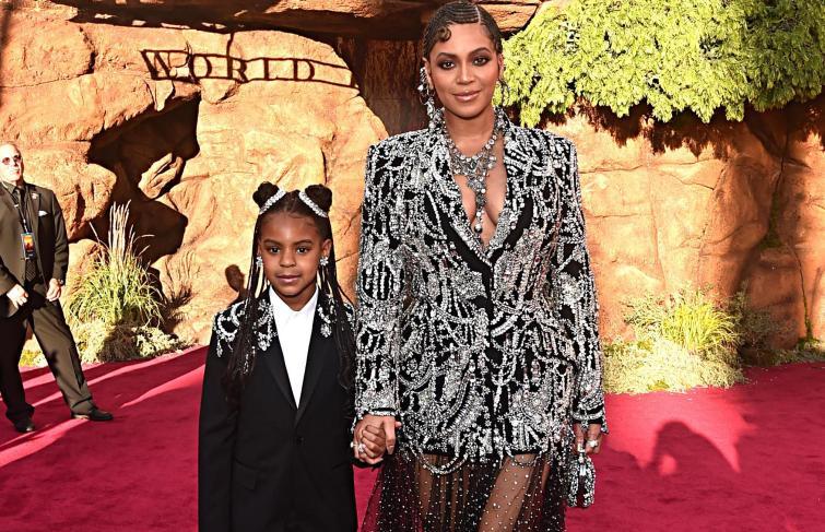 Beyoncé's Blue Ivy Brand Name Legal Battle Heats Up