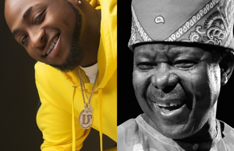Is Davido More Successful Than King Sunny Ade?