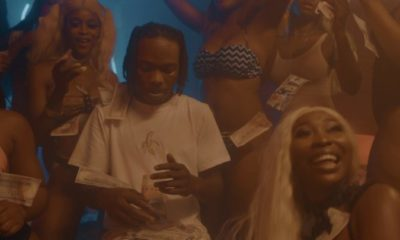 "Naira Marley Drops Video For ""Isheyen"""