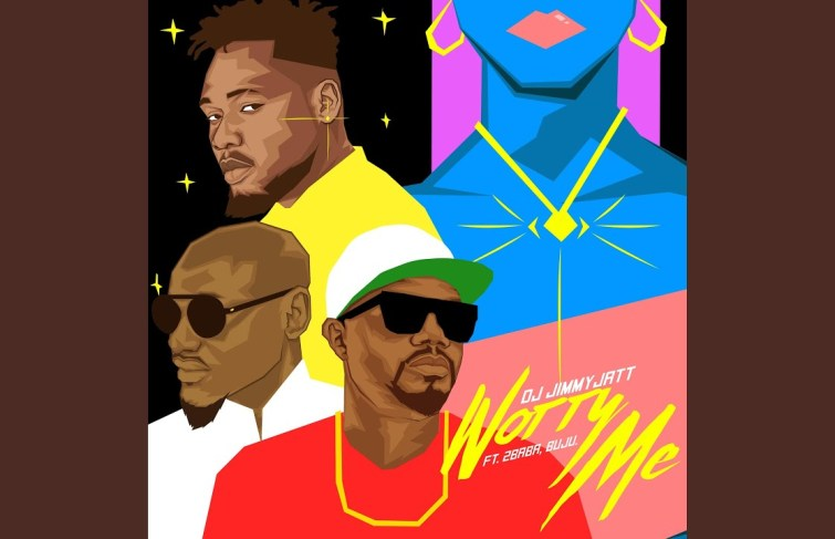 DJ Jimmy Jatt Featuring 2Baba & Buju – Worry Me