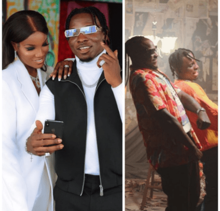 IDAHAMS Drops A Visually Captivating Video For 'SHIMA' Remix Ft. Peruzzi & Seyi Shay