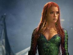 Amber Heard Resolute for 'Aquaman' Return Despite Petition