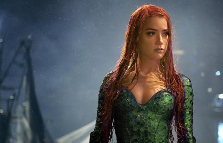 Amber Heard Resolute for 'Aquaman' Return Despite Petition