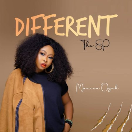 "Monica Ogah Releases EP ""Different"""