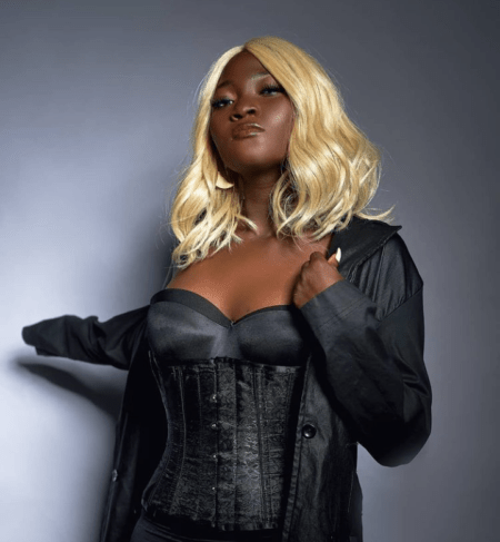 Okal Is Not Your Average Artiste. She's Much More