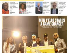 "Afrinolly 'Y'ello Star Case Study' Magazine Captioned ""MTN Y'ello Star Is A Game Changer"""