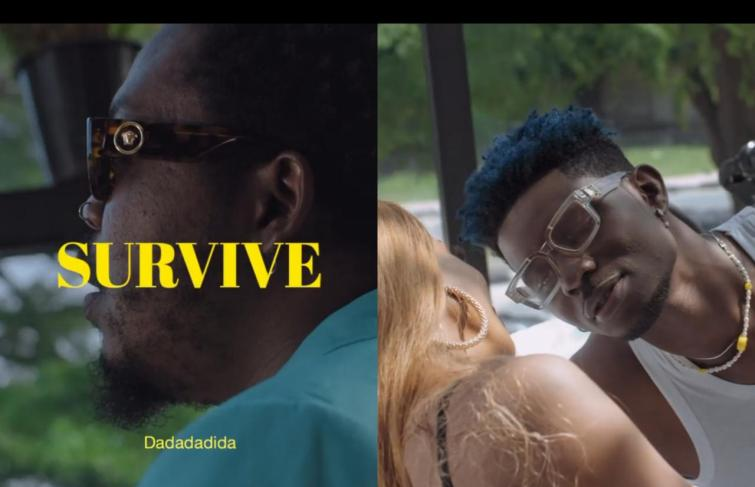 """Jaido P Releases Video For Song """"Survive"""" ft. Olamide"""