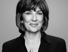 Christiane Amanpour Reveals Her Battle With Revealed Ovarian Cancer