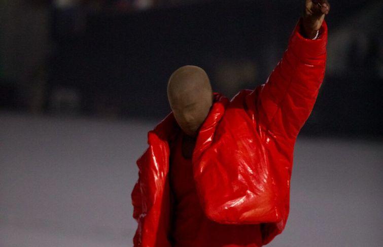Kanye Allegedly Living ATL Stadium While Finishing Album