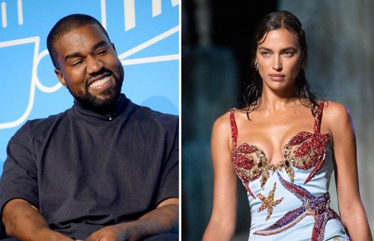 Kanye West Is No Longer Dating Supermodel Irina Shayk!