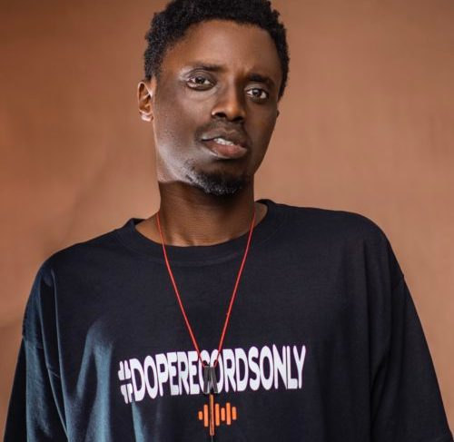"DJ T-monie's ""Doperecordonly Clothing Brand Means Business"