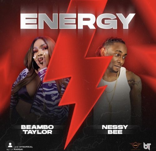 """Beambo Taylor Releases New Song """"Energy"""" Featuring Nessy Bee"""