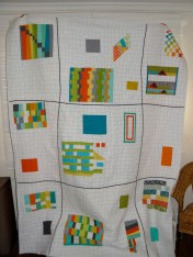quiltcon '13 charity quilt