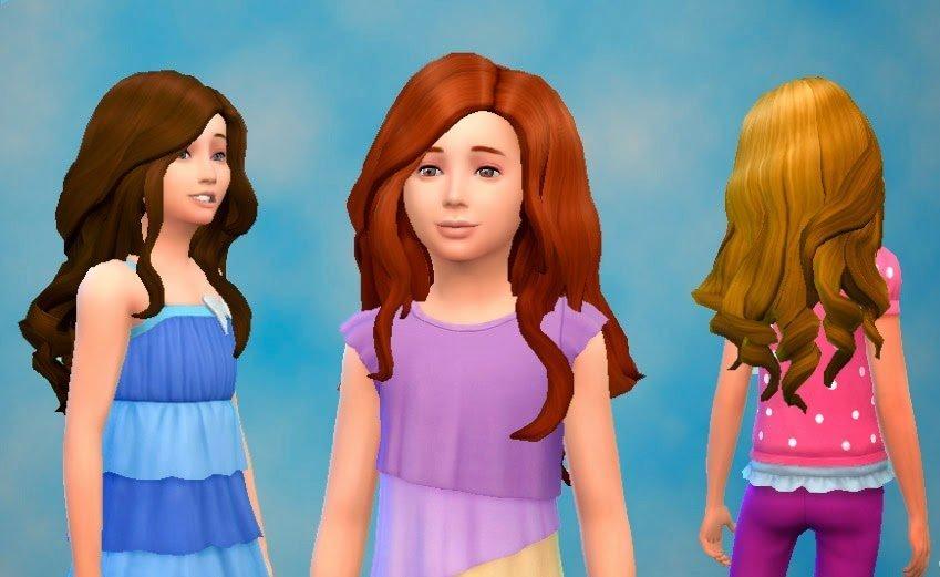 Long Wavy Hair for girls
