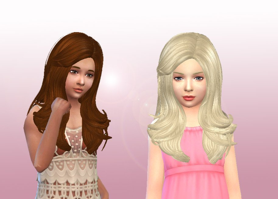 Cazy Starlight Hairstyle Conversion