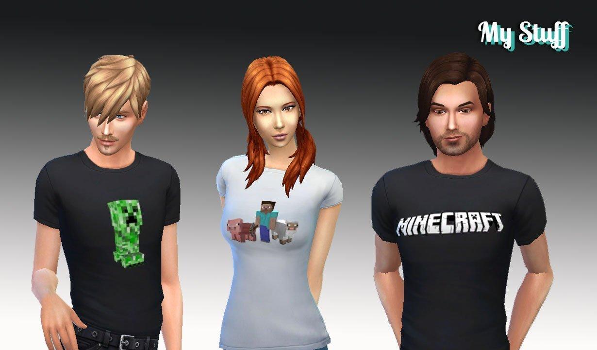 Minecraft T-Shirts
