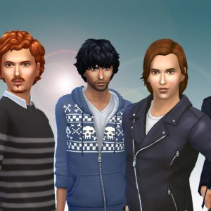 Male Hair Pack 2