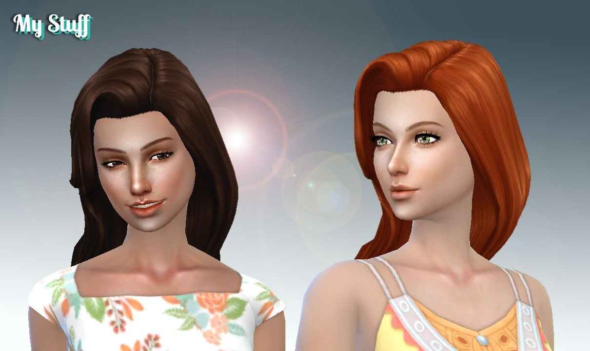 Caroline Hairstyle