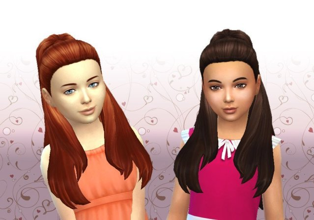 Ariana Hairstyle for Girls